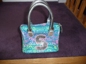 For a sale...Cute S initial justice purse