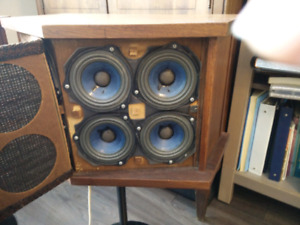 Bose 901 - Series 2 - with Active EQ unit