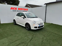 2014 64 FIAT 500 1.2 S 3DR ONLY 19,776 MILES WARRANTED WITH SERVICE HISTORY