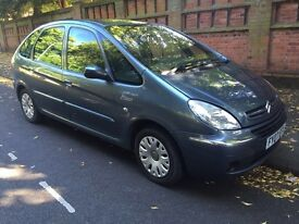 Citroen Picasso 1.6 desire 2007 07 plate 5 speed manual immaculate conditions