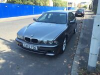 BMW E39 FSH FOR SALE