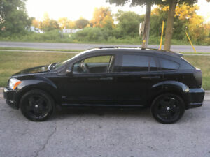 2007 Dodge Caliber SXT 5Spd Manual