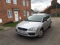 FORD FOCUS LX 1.8 TDCi DIESEL - 2 FORMER KEEPERS - SERVICE HISTORY - FREE DELIVERY - P/X WELCOME