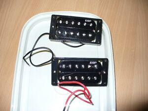 LTD VIPER HUMBUCKER PICK UPS