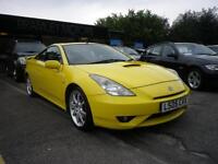 2005 Toyota Celica 1.8 VVTL-i T Sport (Leather) * EXCELLENT EXAMPLE * RARE CAR