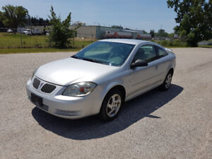 2007 Pontiac G5 / NO ACCIDENTS / CERTIFIED / WARRANTY INCLUDED