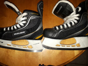 Size 8 hockey skates