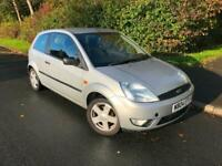2004 Ford Fiesta 1.4 Flame 3dr HATCHBACK Petrol Manual