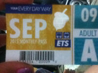 **ADULT SEPTEMBER BUS PASS CHEAP CHEAP CHEAP**