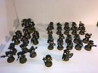 Warhammer 40k Space Marine Army
