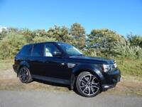 Land Rover Range Rover Sport 3.0 SDV6 HSE BLACK S