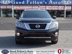 2014 Nissan Pathfinder SE MODEL, AWD, LEATHER SEATS, SUNROOF, 7P