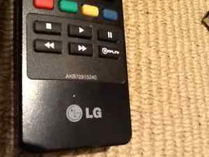 LG LED TV - AS IS & Remote & Base & Dongle