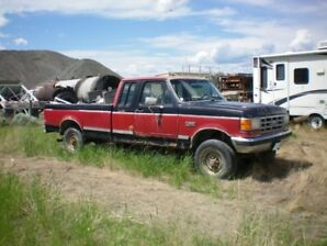 1988 Ford F-250 XLT Pickup Truck 460 on PROPANE