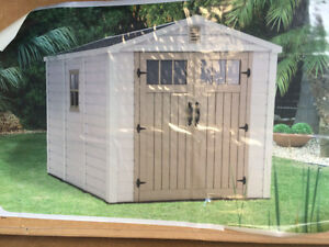 Garden shed - New in box