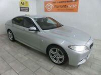 2014, BMW 525 2.0TD 218bhp Auto M Sport***BUY FOR ONLY £82 PER WEEK***
