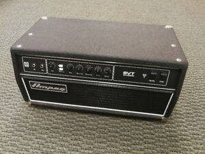 Ampeg SVT CL bass amp (head only)