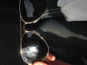 Rayban Aviator sunglasses PRICE REDUCED! 80$$
