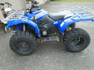 YAMAHA KODIAK  4 X 4 AUTOMATIC 400  SPECIAL EDITION ULTRAMATIC