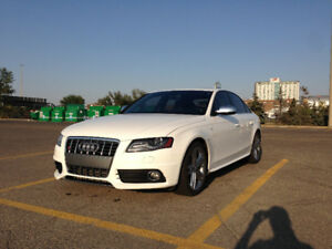 2010 Audi S4 Supercharged 3.0L AWD