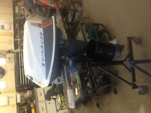 18hp evinrude for sale