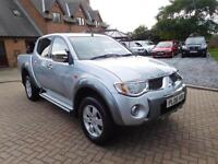 2006 Mitsubishi L200 2.5DI-D 4WD Double Cab Pickup Animal