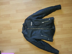 Hella Leather Jacket (woman)