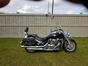 2008 Suzuki Boulevard with low km