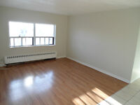 Available - 2 Bdrm Apt.  $1,100 including Heat Hydro Parking