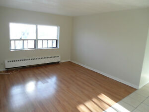 "Available - 2 Bdrm Apt.  $1,150 ""Includes Heat Hydro Parking"""