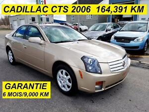 2006 Cadillac CTS CUIR Berline CARPROOF CLEAN