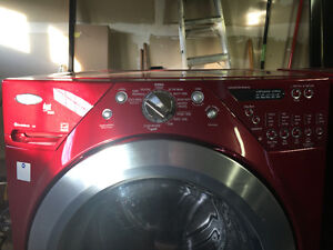 ** AS IS **  WHIRLPOOL HE DUET STEAM WASHER Cambridge Kitchener Area image 1