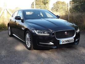 Jaguar XE R-Sport D DIESEL MANUAL 2016/16