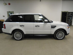 2011 LAND ROVER RANGE ROVER SPORT HSE! LUXURY 4X4! ONLY $23,900!