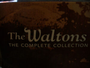 The Waltons  1  Complete Set Only all 9 seasons