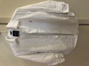 Size 8 Gap jean, notica white shirts, adidas running shoes size2