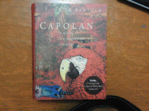 Capolan - Travels of a Vagabond Country-contains stamps and post