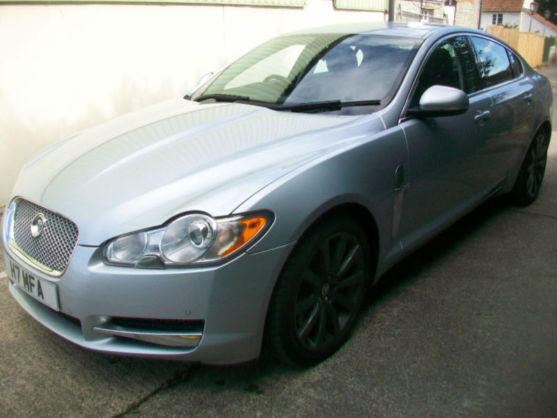 Jaguar Xf 3 0td V6 Auto 2010my Luxury In Yeovil Somerset Gumtree