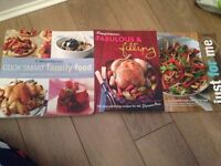 Weight watchers cook books