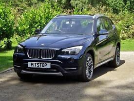 BMW X1 Xdrive20d 2.0 Xline 5dr DIESEL AUTOMATIC 2013/63