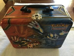 Metal Pokemon Lunchbox/Storage Box