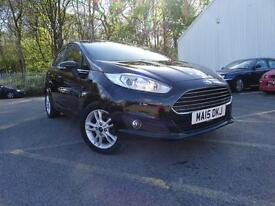 2015 Ford Fiesta 1.25 ( 82ps ) ( E6 ) 2014.5MY Zetec O DEPOSIT FROM £131 PM