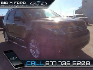 2011 Ford Explorer Limited  - Leather Seats -  Bluetooth - $201.