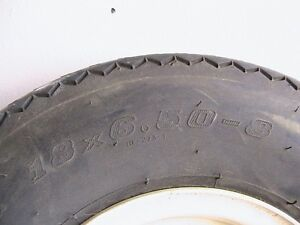 TIRE AND WHEEL IN GOOD CONDITION $50.00 OR BEST OFFER Peterborough Peterborough Area image 2