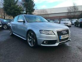 image for Audi A4 2.0TDI ( 143PS ) 2009MY S Line