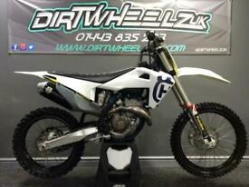 *PROV SOLD*2020 Husqvarna FC350 L@@K Dirt Wheelz UK 01443 835203 FX 350 XCF XC-F