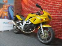 SUZUKI SV650S 650cc CHEAP SPORTS BIKE