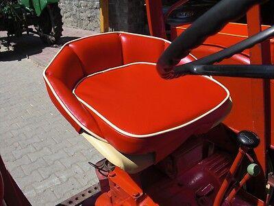 Sitzkissen für Porsche Junior Standard Master Oldtimer Traktor Trecker Schlepper