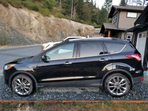 2014 ford escape for sale low kms