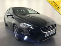 2014 VOLVO V40 R-DESIGN LUX D2 HEATED SEATS 1 OWNER VOLVO SERVICE HISTORY